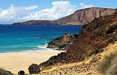 Randonnées sur l\'île de Lanzarote, en groupe