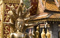 Bangkok et les anciennes capitales du Siam