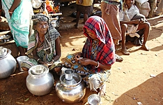 L\'Orissa et le Chhattisgarh