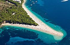 Les perles du Sud: Les îles de Korcula Hvar.