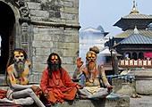 Visite des sites mythiques de Pashupatinath et de Bhaktapur