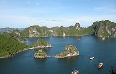 Grand tour, Sapa, Halong et Saigon