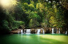 Des montagnes du Nord de la Thaïlande au Mékong laotien