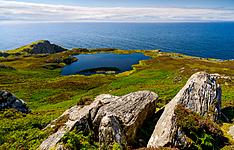 Le Nord Ouest sauvage de l\'Irlande