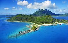 Paradis perdu: Tahiti - Moorea - Huahine - Bora Bora - Rangiroa - Fakarava