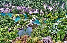 Autotour via l\'Istrie et le Parc de Plitvice.