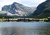 Deuxième journée au Parc Glacier