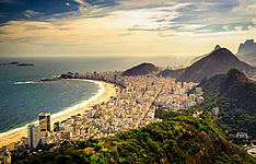 Les richesses naturelles du Brésil