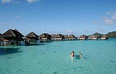 Voyage de noces : Tahiti, Moorea et Bora Bora