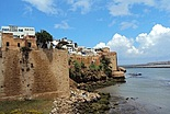 La côte marocaine