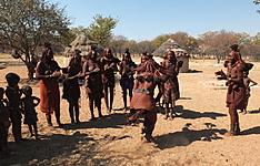Terres Himbas : une famille, des rencontres
