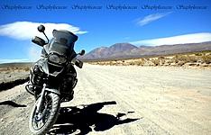 Découverte du Nord de l\'Argentine à moto