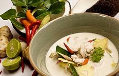 Fourchettes et confidences Thaïlandaises