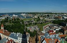 Tallinn, cité médiévale