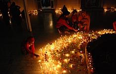En octobre, célébrez Diwali, la fête des Lumières et participez au plus grand festival Hindou en petit groupe !