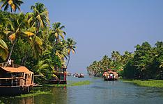 Circuit luxe et volupté au Kerala